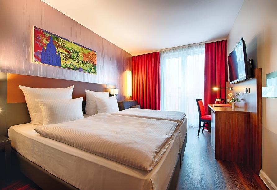 Leonardo Hotel Dresden Altstadt, Zimmerbeispiel