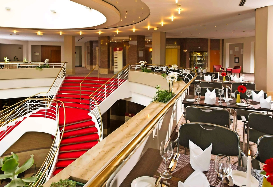 Leonardo Hotel Weimar, Innenbereich
