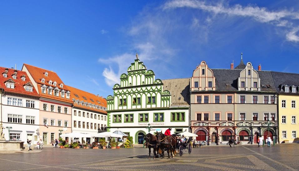 Leonardo Hotel Weimar, Marktplatz