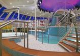 Color Line Minikreuzfahrt Kiel Oslo, Aqualand