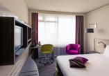 Mercure Hotel Groningen Martiniplaza, Zimmerbeispiel