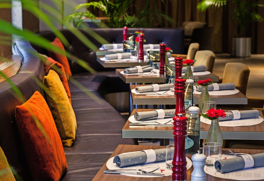 Mercure Hotel Groningen Martiniplaza, Restaurant