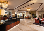 Maritim Hotel Bad Homburg, Rezeption