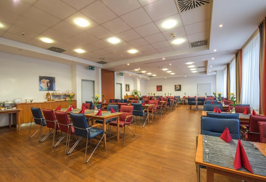 Best Western Amedia Hotel Passau, Restaurant