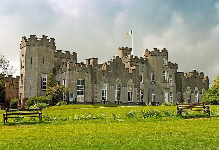 Sie besuchen das Ardgillan Castle auf Ihrer Rundreise.