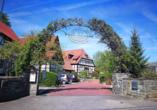 Hotel Der Schnitterhof in Bad Sassendorf, Außenansicht