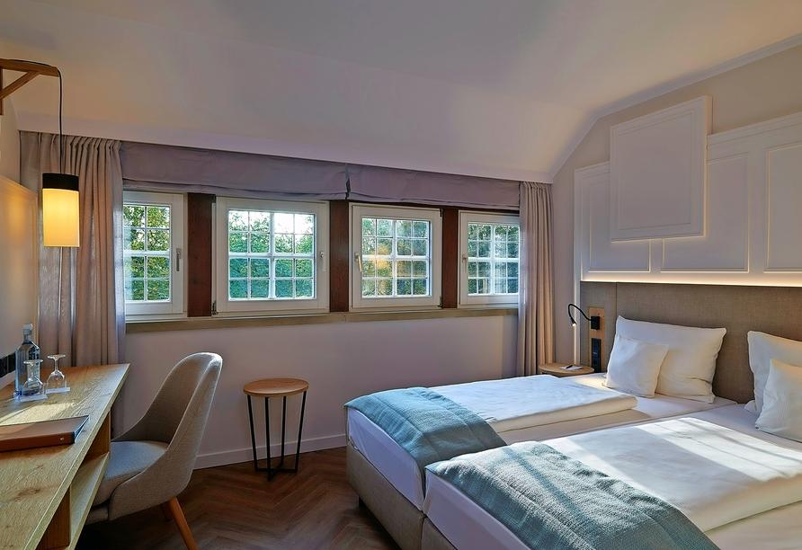Hotel Der Schnitterhof in Bad Sassendorf, Zimmerbeispiel Standard