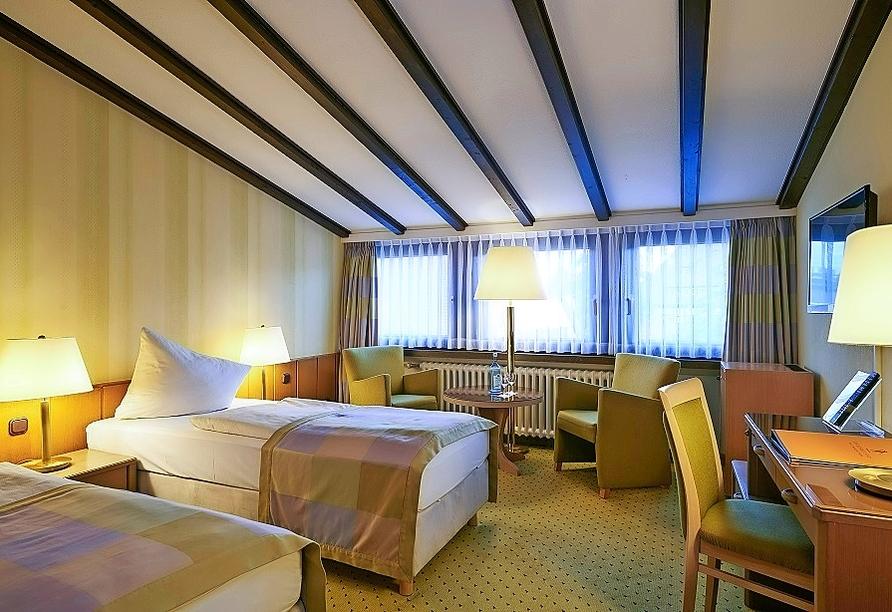 Hotel Der Schnitterhof in Bad Sassendorf, Zimmerbeispiel ECO