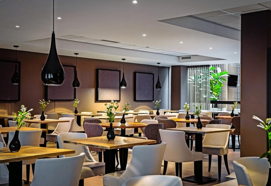 Holiday Inn Express Den Haag, Restaurant