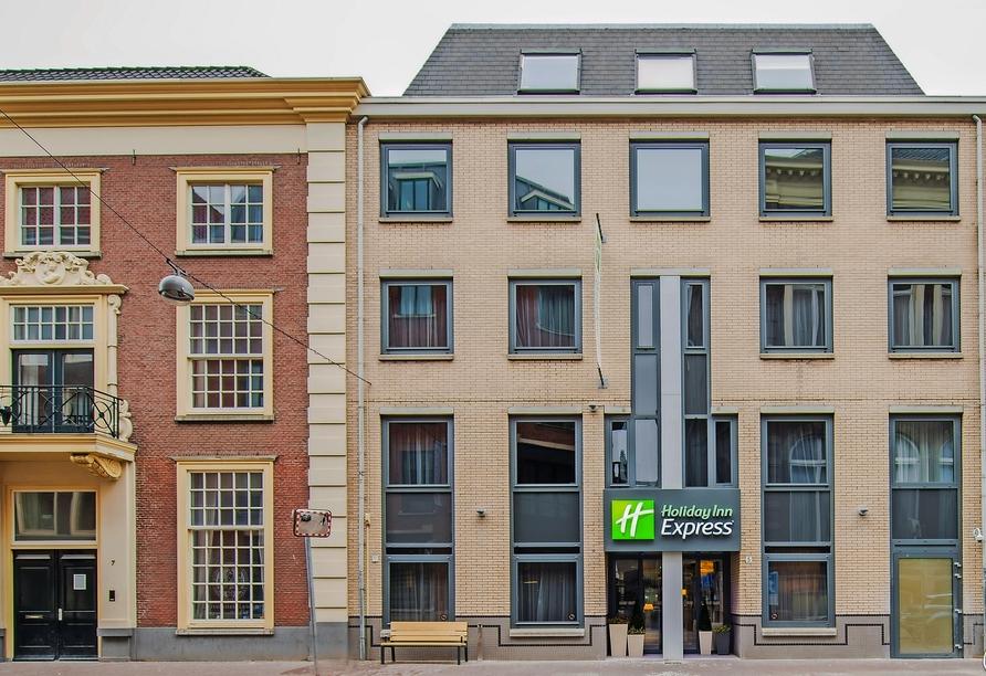 Holiday Inn Express Den Haag, Außenansicht