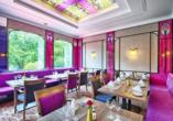 Restaurant im Leonardo Hotel Munich Arabellapark