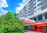 Willkommen im Leonardo Hotel Munich Arabellapark!