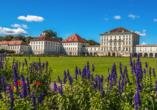 Ein großartiges Ausflugsziel ist auch das Schloss Nymphenburg in München.