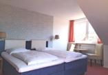 Heide Hotel Reinstorf Lüneburger Heide, Beispiel Zimmer Standard