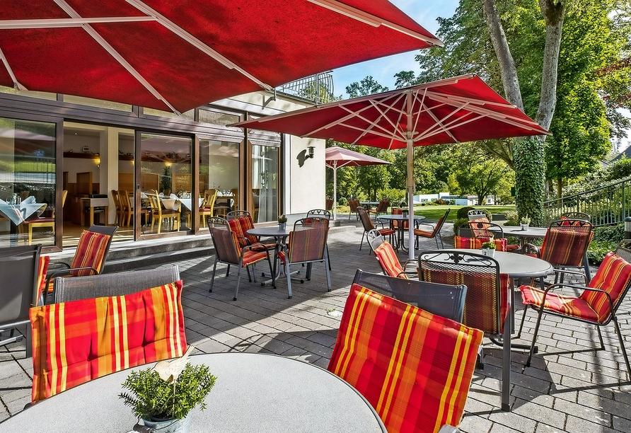 Dorint Parkhotel Siegen, Terrasse