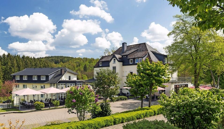 Dorint Parkhotel Siegen, Außenansicht