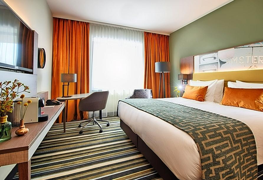 Leonardo Royal Hotel Amsterdam, Zimmerbeispiel