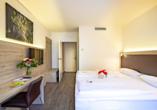Michel & Friends Hotel Monschau in der Eifel, Zimmerbeispiel