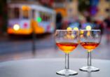 Eine Portweinverkostung ist für Sie bereits inkludiert.