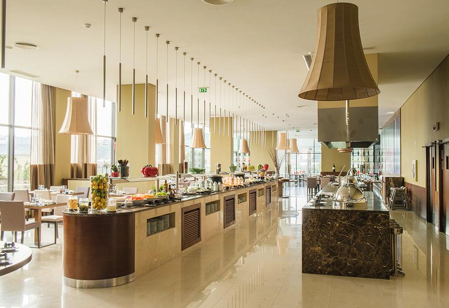 Restaurant im Beispielhotel Hotel Vila Galé Coimbra