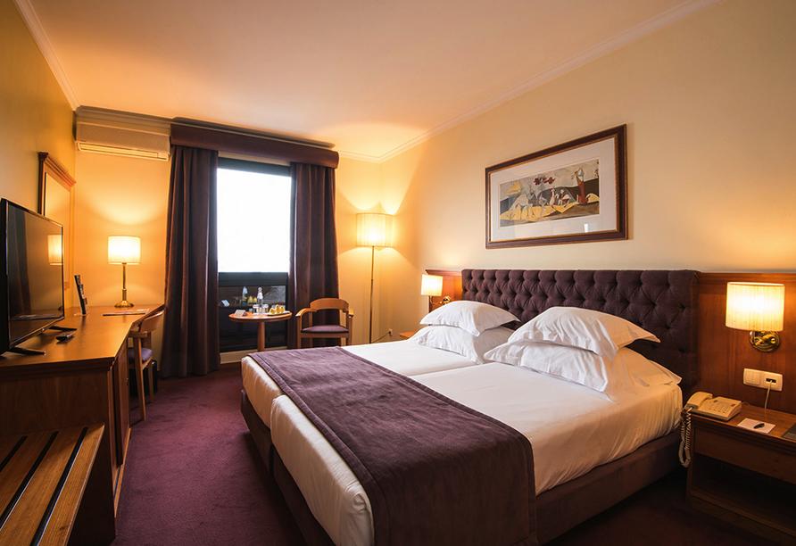 Zimmerbeispiel im Beispielhotel Hotel Vila Galé Porto