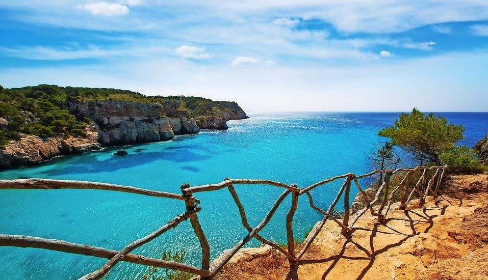 Entdecken Sie die wunderschönen Küsten Menorcas!
