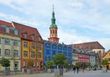Auch ein Ausflug in die Stadt Offenburg lohnt sich.