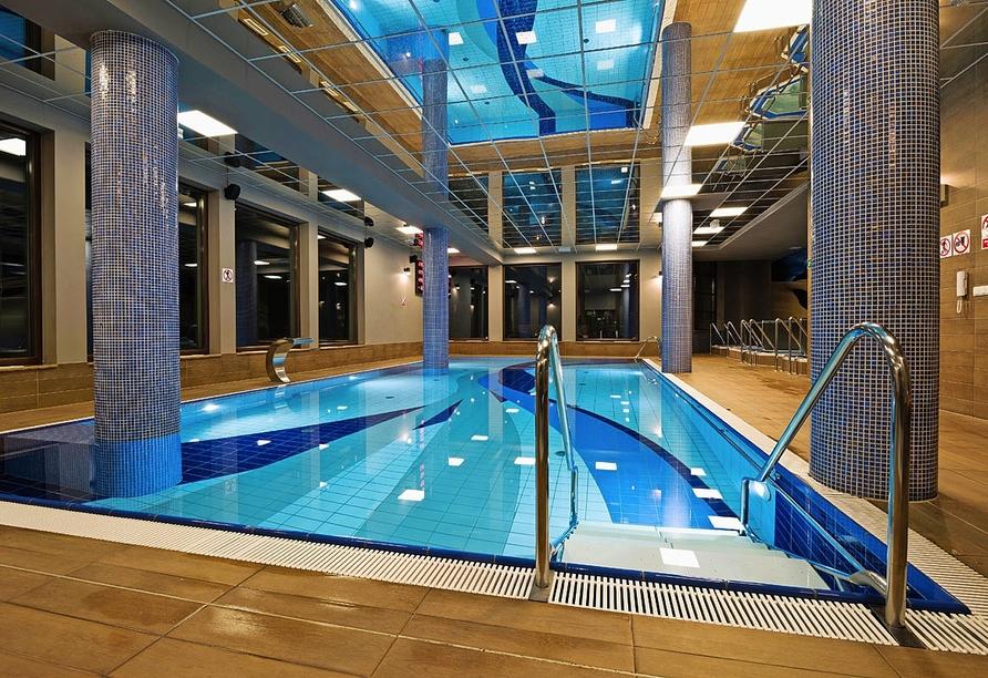 Hotel Olymp III, Schwimmbad