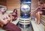 Hotel Olymp III, Sauna