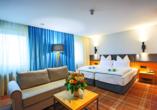Grand Hotel Suhl, Zimmerbeispiel Superior