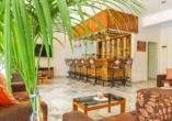 Hotelbar vom Hotel Tina Flora