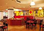 Hotel Die Kleine Sonne Rostock, Restaurant