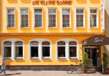 Hotel Die Kleine Sonne Rostock, Außenansicht