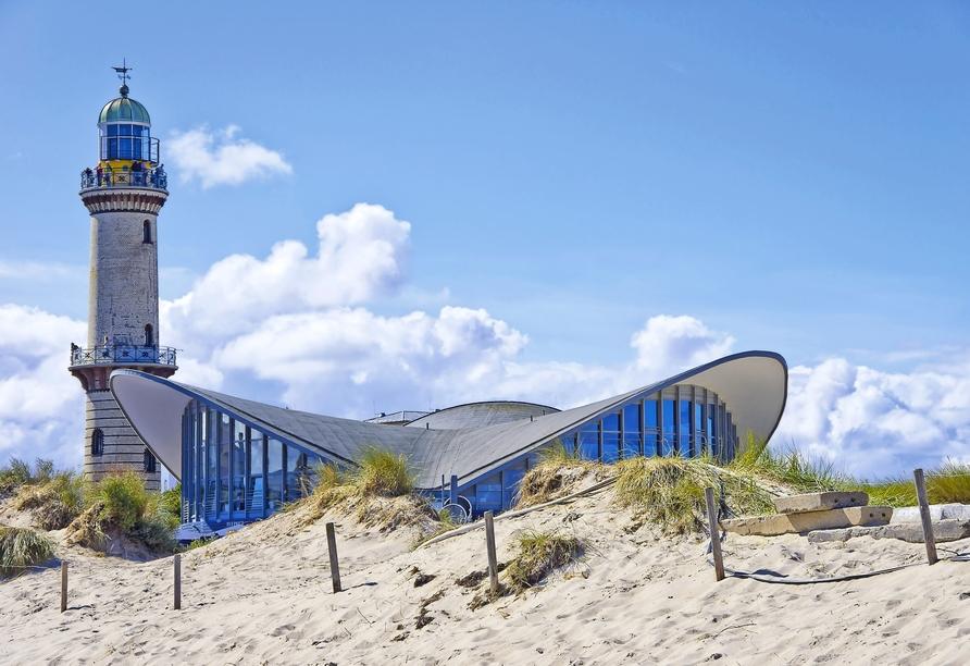 Hotel Die Kleine Sonne Rostock, Warnemünde Leuchtturm