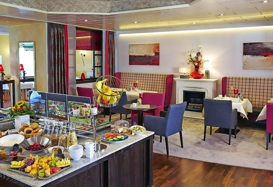 Göbel's Hotel Willinger Hof, Willingen, Sauerland, Frühstück