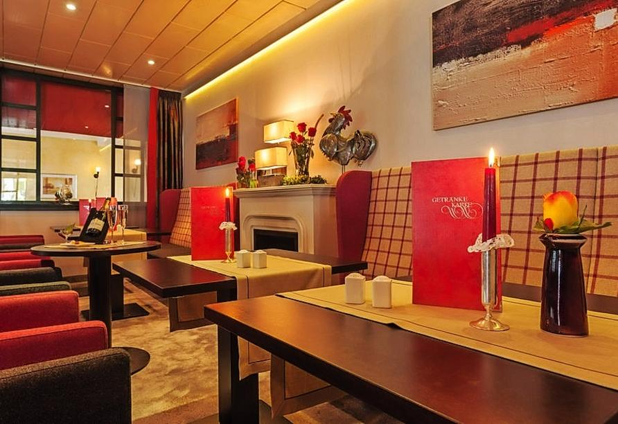 Göbel's Hotel Willinger Hof, Willingen, Sauerland, Bar