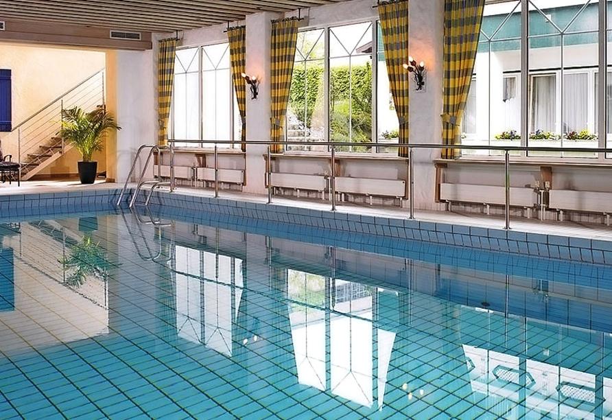 Göbel's Hotel Willinger Hof, Willingen, Sauerland, Hallenbad