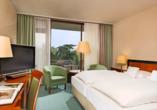 Maritim Hotel Bad Salzuflen, Zimmerbeispiel