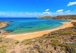 Traumhafte Strände laden in der Umgebung Ihres Urlaubsortes zum Erholen ein.