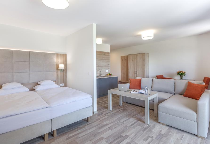 Blue Mountain Resort, Suite