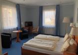 Wilhelms Haven Hotel in Wilhelmshaven, Zimmerbeispiel DZ Economy