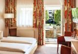 Beispiel eines Doppelzimmers Komfort im Hotel Herzog Heinrich in Arrach