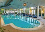 Willkommen zu Ihrer erholsamen Auszeit im Wellnesshotel Palmenwald Schwarzwaldhof in Freudenstadt!