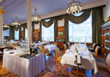 Genießen Sie herzhafte Spezialitäten im eleganten Restaurant Palmenwald des Wellnesshotels Palmenwald Schwarzwaldhof.