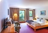 Hotel Kertess in St. Anton am Arlberg, Zimmerbeispiel