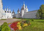 MS Aleksandra, Kirche des Erlösers in Rostov