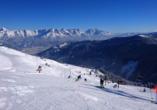 Bio-Pension Vorderlengau, Skispaß