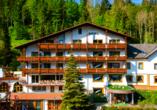 Genießen Sie einen erholsamen Urlaub im Holzschuh's Schwarzwaldhotel in Baiersbronn-Schönmünzach.