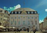 President Hotel Bonn, Rathaus