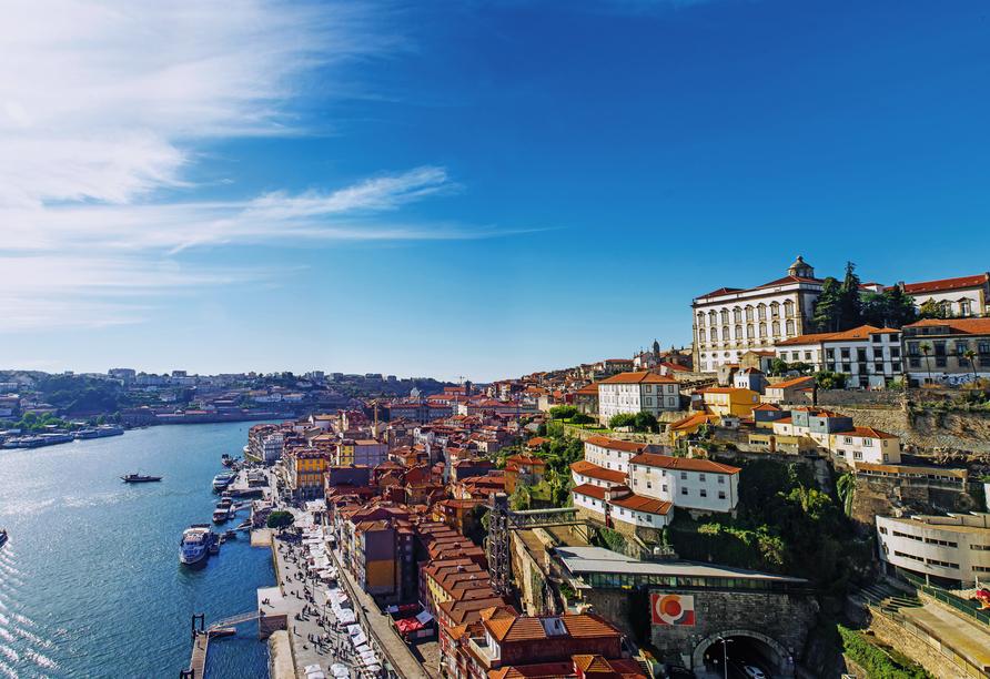 A-ROSA ALVA, Porto